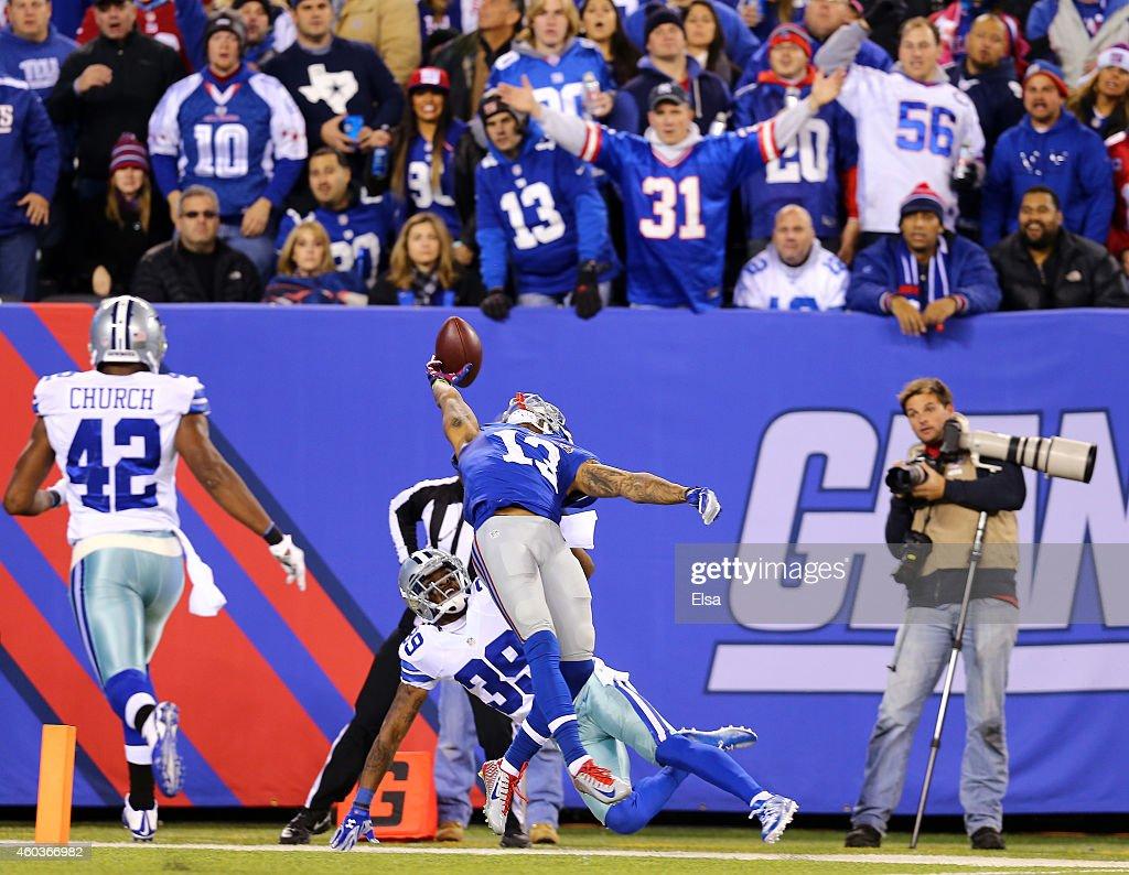 Dallas Cowboys v New York Giants : News Photo