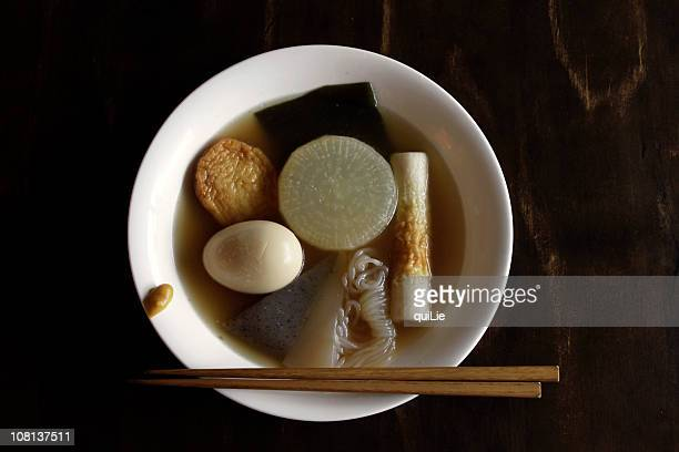 Oden plate