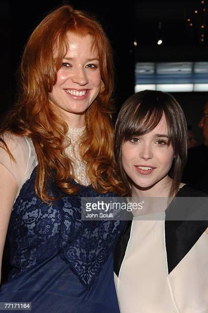 Odessa Rae and Ellen Page