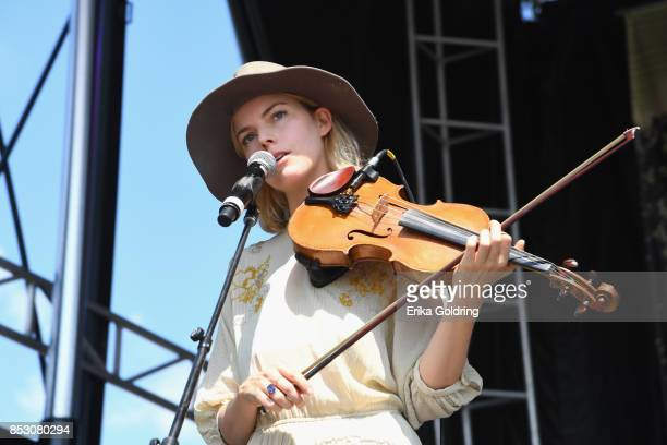 Odessa Rose performs at Pilgrimage Music Cultural Festival on September 24 2017 in Franklin Tennessee