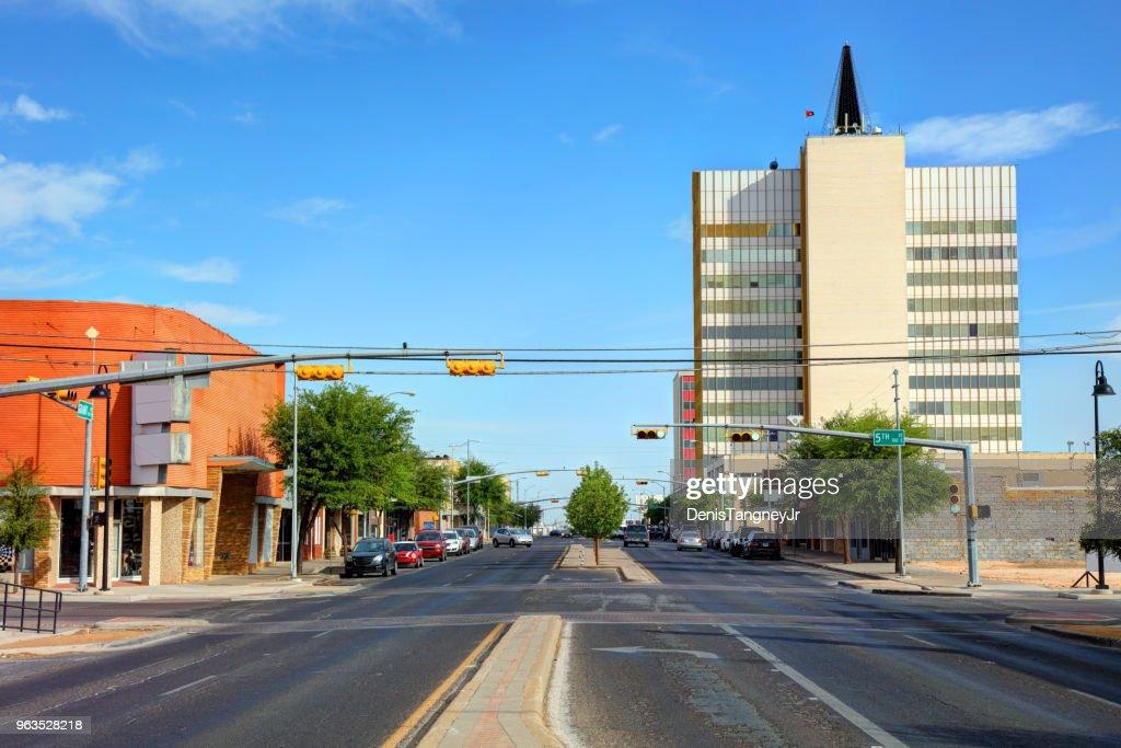 Odessa, Texas : Stock Photo