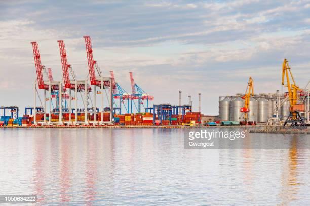 Odessas hamn