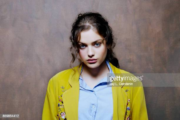 Odeya Rush from the film 'Lady Bird' poses for a portrait at the 2017 Toronto International Film Festival for Los Angeles Times on September 8 2017...