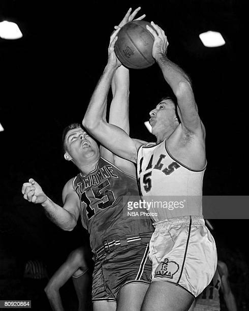 Odie Spears attempts a shot circa 1945 in Fort Wayne Indiana NOTE TO USER User expressly acknowledges and agrees that by downloading and or using...