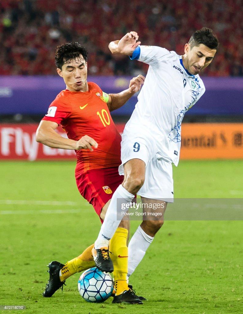 Amazing China World Cup 2018 - odil-akhmedov-of-uzbekistan-fights-for-the-ball-with-zheng-zhi-of-picture-id872718250  Pic_879100 .com/photos/odil-akhmedov-of-uzbekistan-fights-for-the-ball-with-zheng-zhi-of-picture-id872718250
