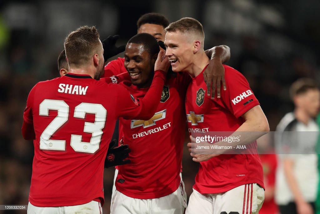 Derby County v Manchester United - FA Cup Fifth Round : ニュース写真