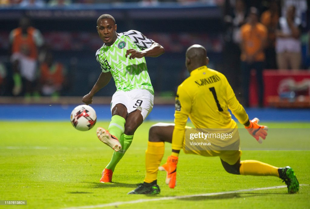 Nigeria v Burundi: Group B - 2019 Africa Cup of Nations : News Photo