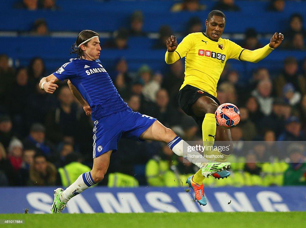 Chelsea v Watford - FA Cup Third Round : News Photo
