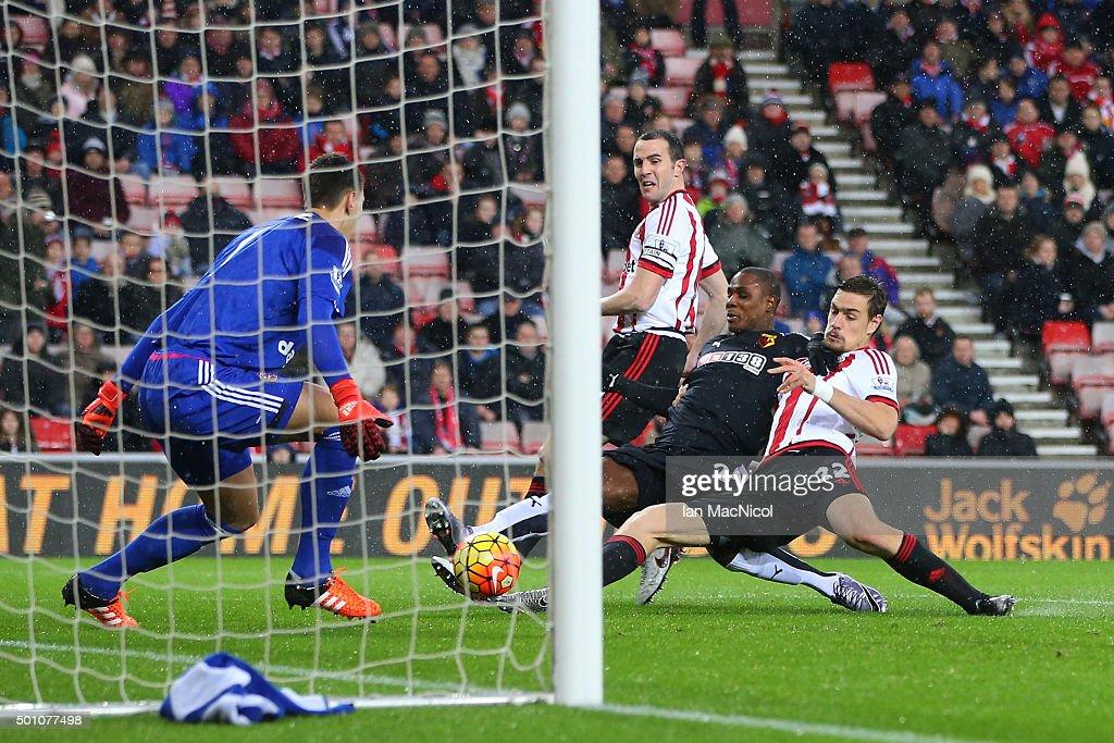Sunderland v Watford - Premier League : News Photo