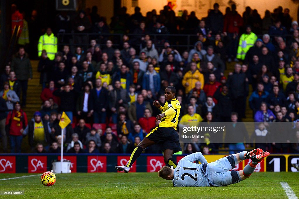 Watford v Newcastle United - Premier League : News Photo