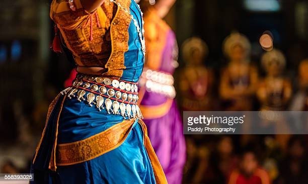 Odissi dance At Mylapore temple