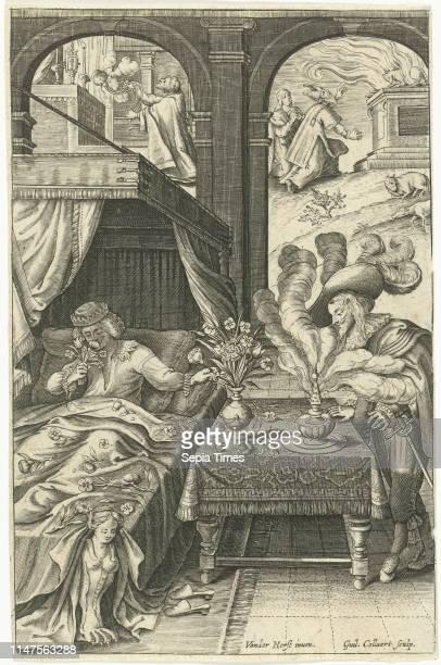 Odour Guillaume Collaert c 1610 before 1630