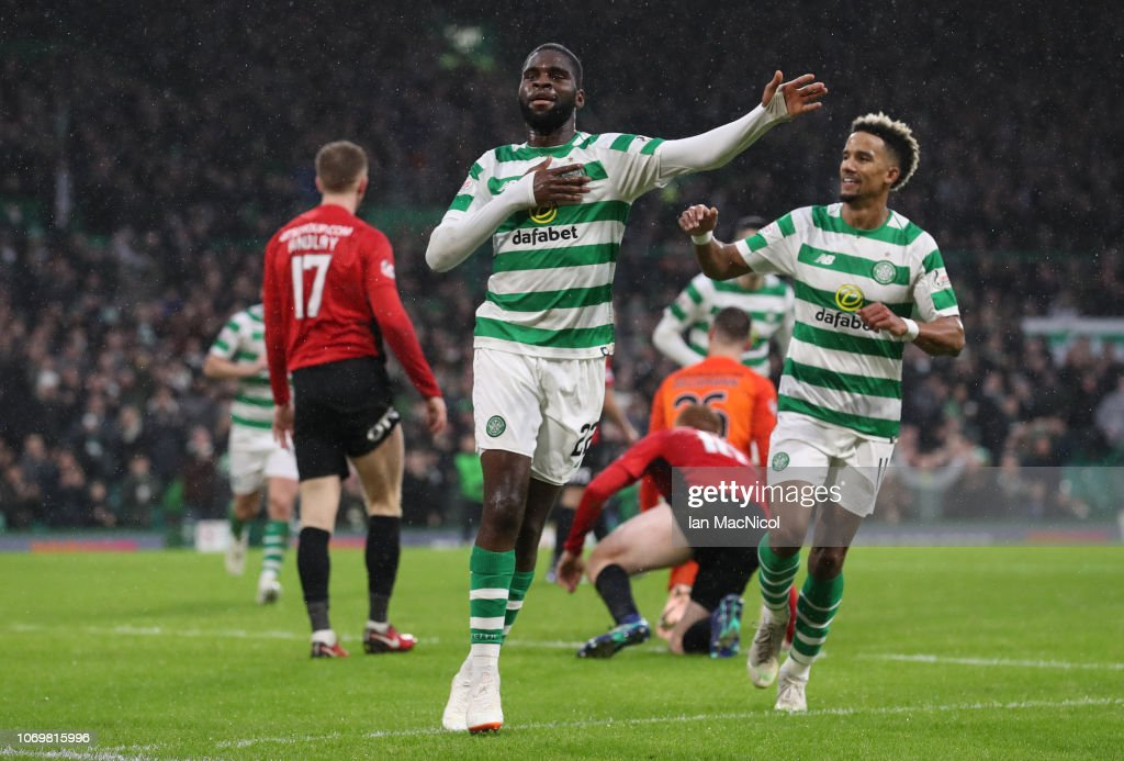 Celtic v Kilmarnock - Scottish Ladbrokes Premiership : News Photo