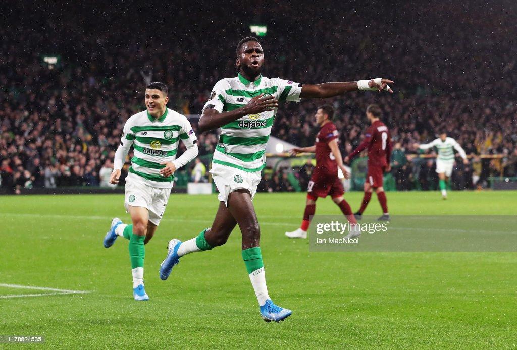 Celtic FC v CFR Cluj: Group E - UEFA Europa League : News Photo