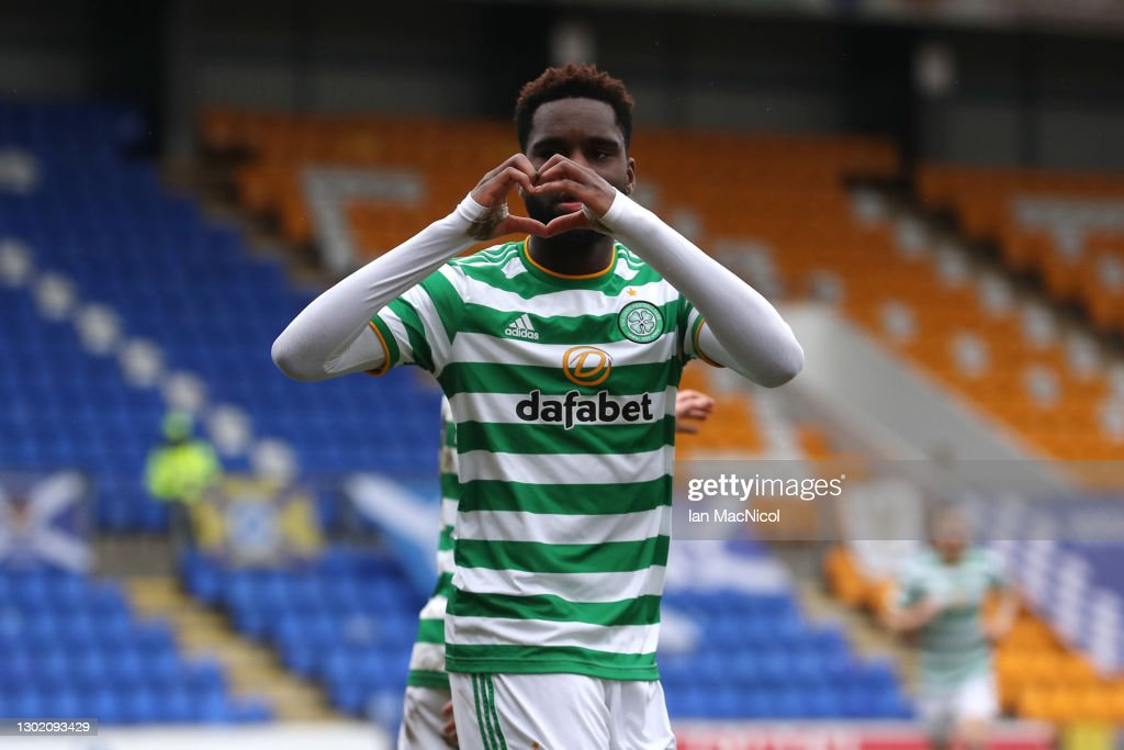 St. Johnstone v Celtic - Ladbrokes Scottish Premiership : ニュース写真
