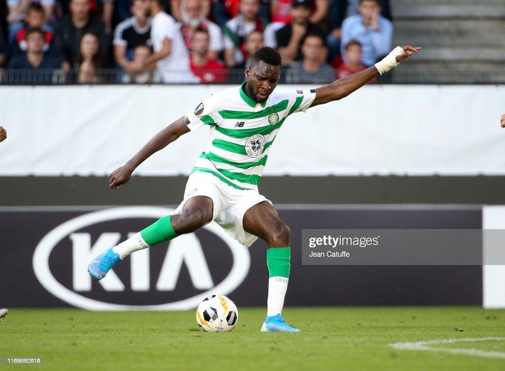 Stade Rennais v Celtic FC: Group E - UEFA Europa League : News Photo