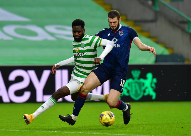 GBR: Celtic v Ross County - Betfred Cup