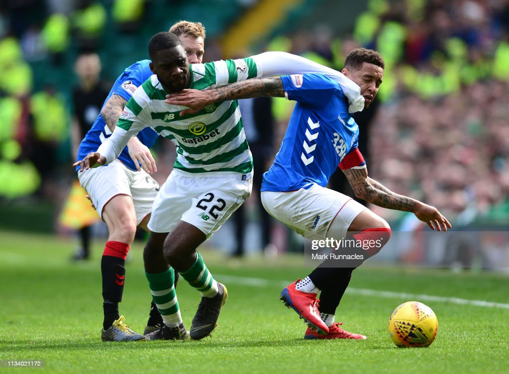 Celtic v Rangers - Ladbrokes Scottish Premiership : ニュース写真