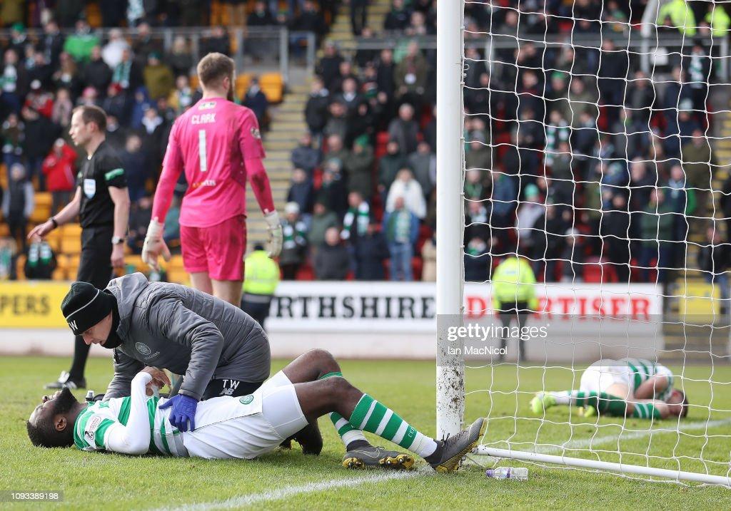 St Johnstone v Celtic - Scottish Ladbrokes Premiership : News Photo