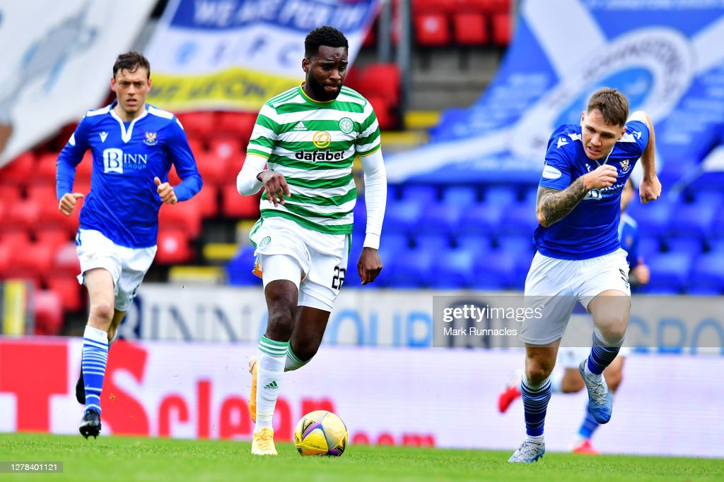 St. Johnstone v Celtic - Ladbrokes Scottish Premiership : News Photo