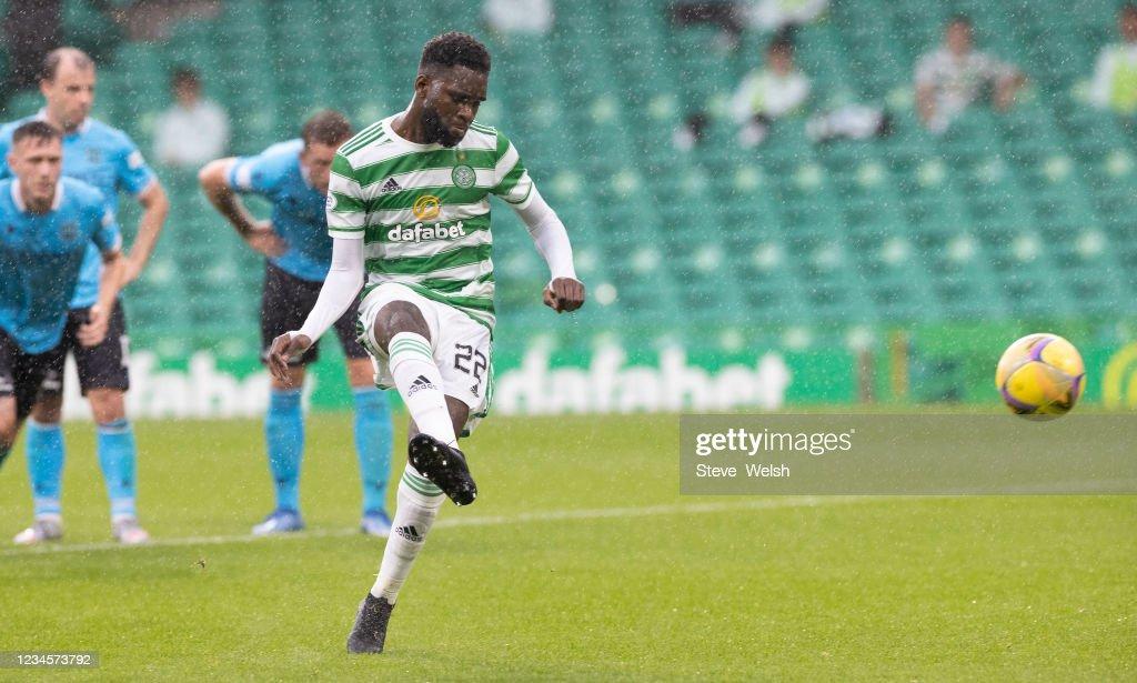 Celtic FC v Dundee FC - Cinch Scottish Premiership : News Photo
