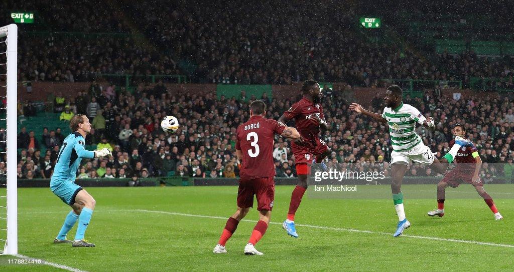Celtic FC v CFR Cluj: Group E - UEFA Europa League : ニュース写真