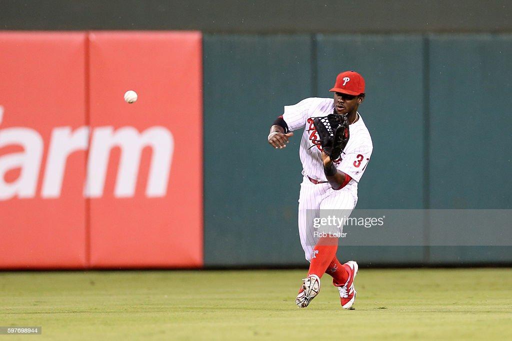 St. Louis Cardinals v Philadelphia Phillies : News Photo