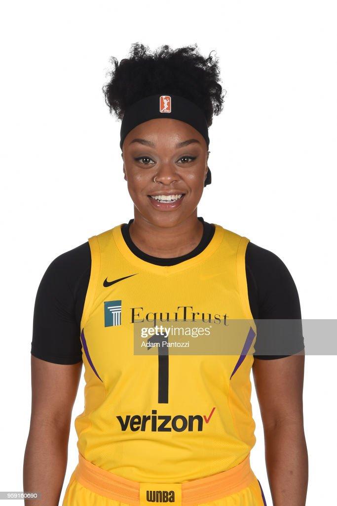 2018 WNBA Team Media Days