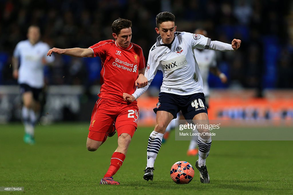 Bolton Wanderers v Liverpool - FA Cup Fourth Round Replay : ニュース写真
