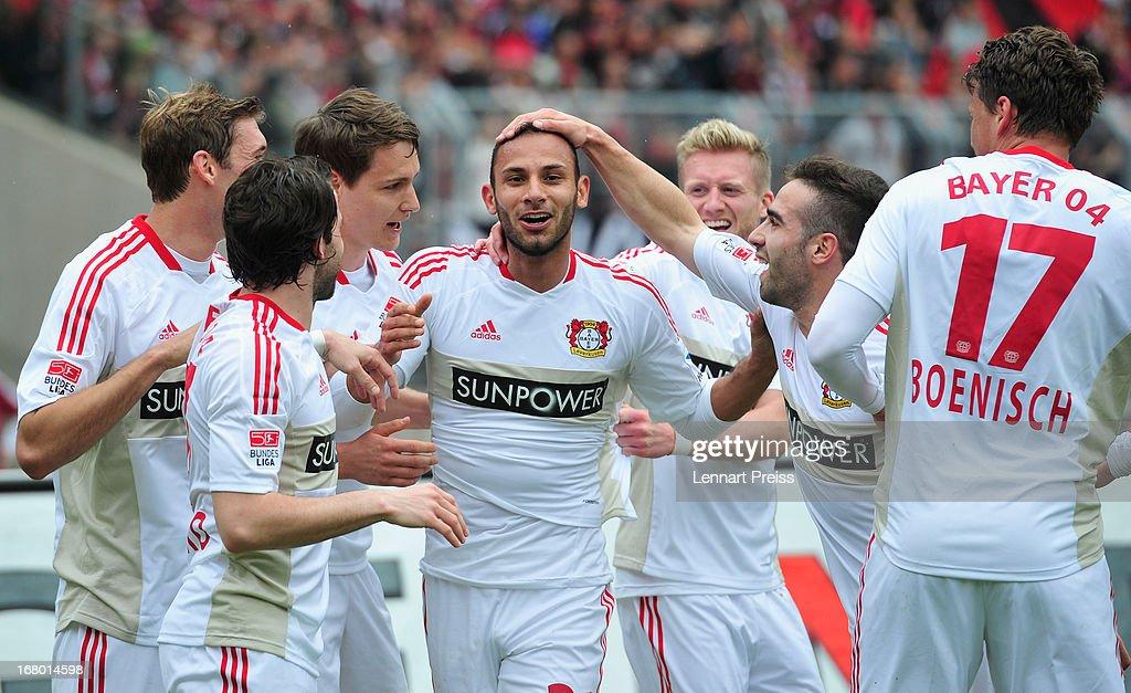 1. FC Nuernberg v Bayer 04 Leverkusen - Bundesliga