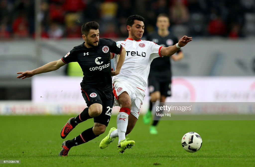 Fortuna Duesseldorf v FC St. Pauli - Second Bundesliga