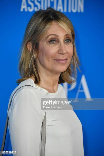CEO of 20th Century Fox Stacey Snider attends the Hollywood Foreign Press Association's Grants Banquet at the Beverly Wilshire Four Seasons Hotel on...