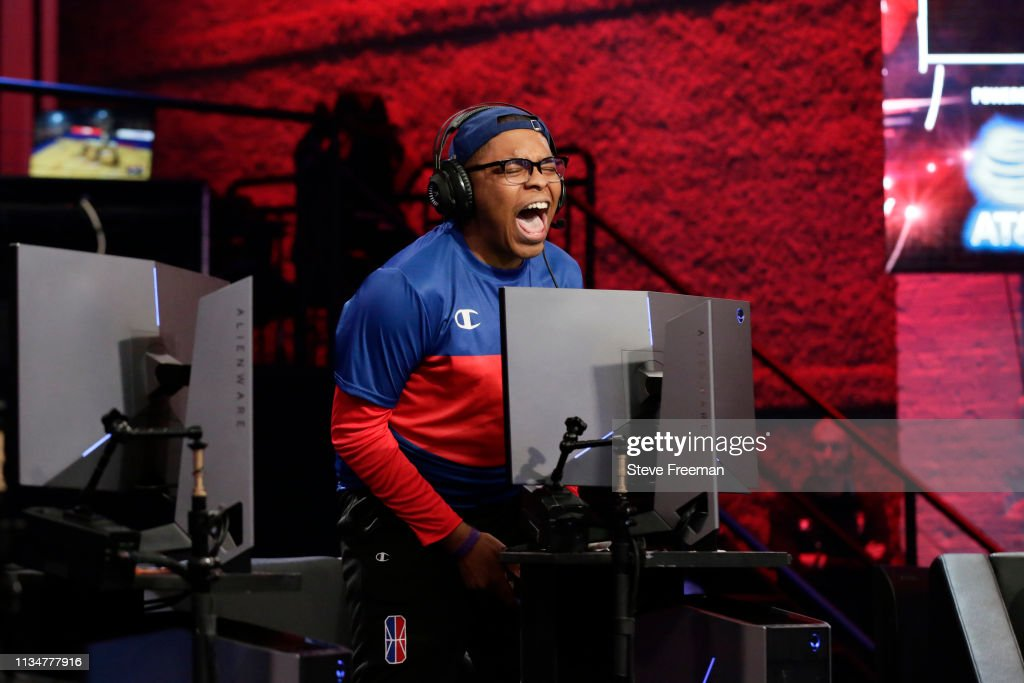 2019 NBA 2K League Tip Off Tournament - Heat Check Gaming v 76ers Gaming Club : News Photo