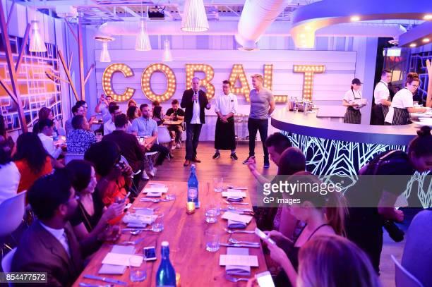 30 Top Presents The Cobalt Social Pop Up Restaurant Pictures