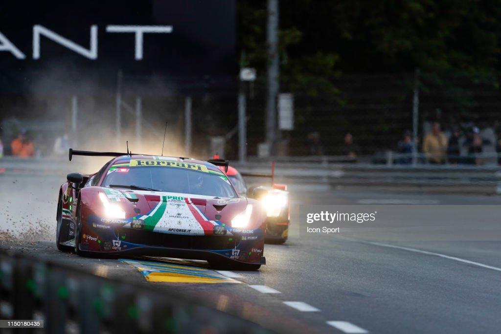 24h du Mans : News Photo