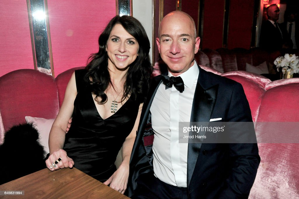Amazon Studios Oscar After-Party : News Photo