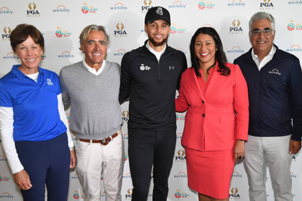 CA: Stephen Curry Charity Classic Presented By Workday