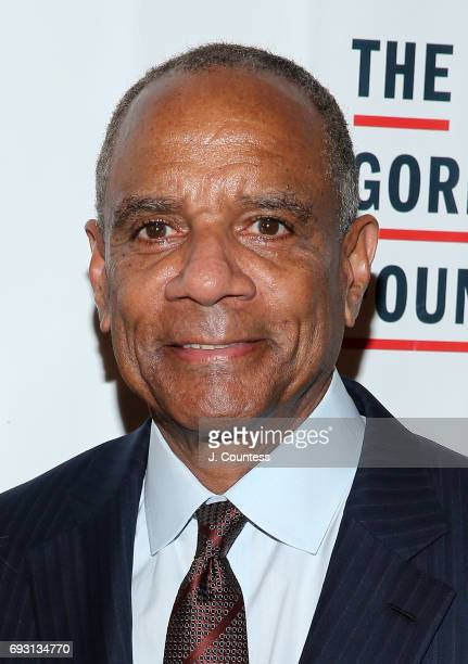 CEO of American Express Kenneth Chenault attends the 2017 Gordon Parks Foundation Awards Gala at Cipriani 42nd Street on June 6 2017 in New York City