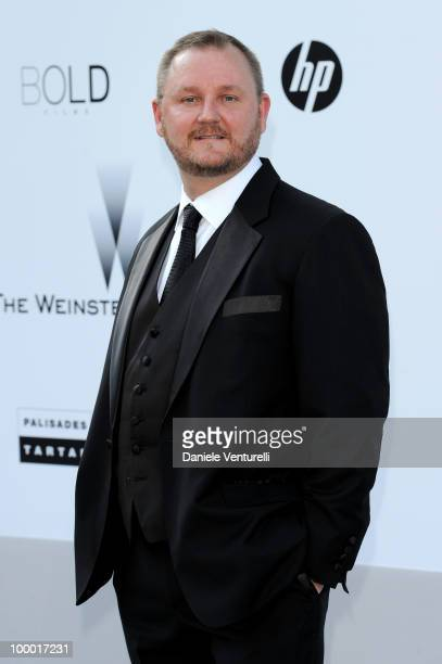 Of amFAR Kevin Frost arrives at amfAR's Cinema Against AIDS 2010 benefit gala at the Hotel du Cap on May 20, 2010 in Antibes, France.