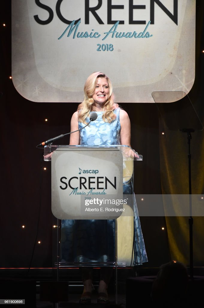33rd Annual ASCAP Screen Music Awards - Inside
