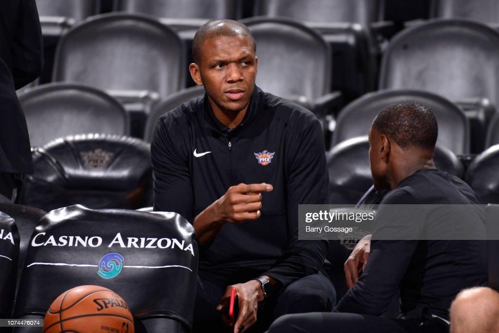 Minnesota Timberwolves v Phoenix Suns : News Photo