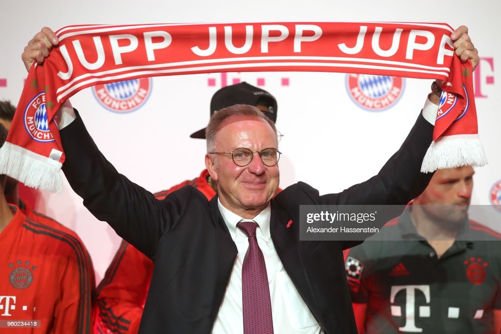 FC Bayern Muenchen Champions Party - DFB Cup Final 2018