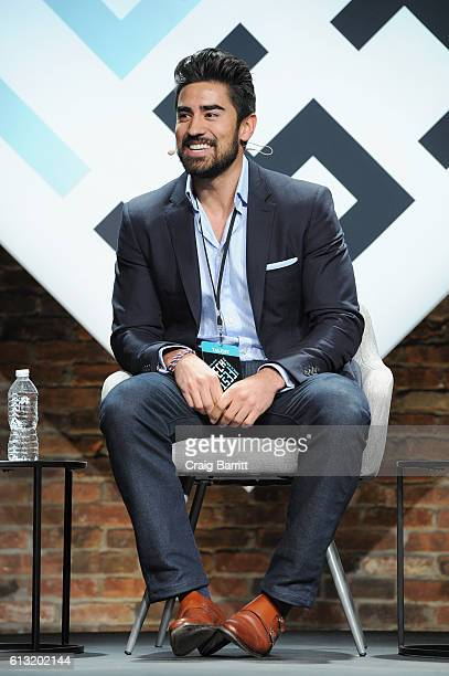 CEO of Beautiful Destinations Jeremy Jauncey speaks onstage during The New Yorker TechFest 2016 on October 7 2016 in New York City
