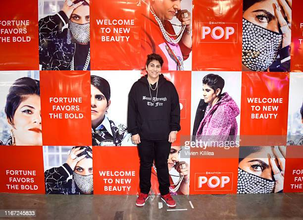 CEO of Beautycon Media Moj Mahdara attends Beautycon Festival Los Angeles 2019 at Los Angeles Convention Center on August 10 2019 in Los Angeles...