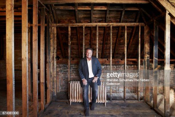 CEO of Belfor Sheldon Yellen is photographed for Forbes Magazine on November 9 2016 in Birmingham Michigan PUBLISHED IMAGE CREDIT MUST READ Brandon...