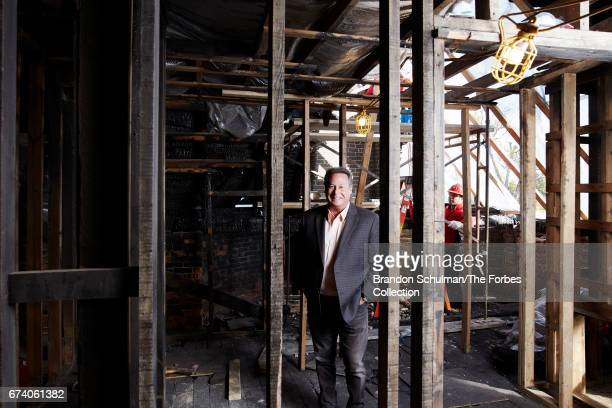 CEO of Belfor Sheldon Yellen is photographed for Forbes Magazine on November 9 2016 in Birmingham Michigan CREDIT MUST READ Brandon Schulman/The...