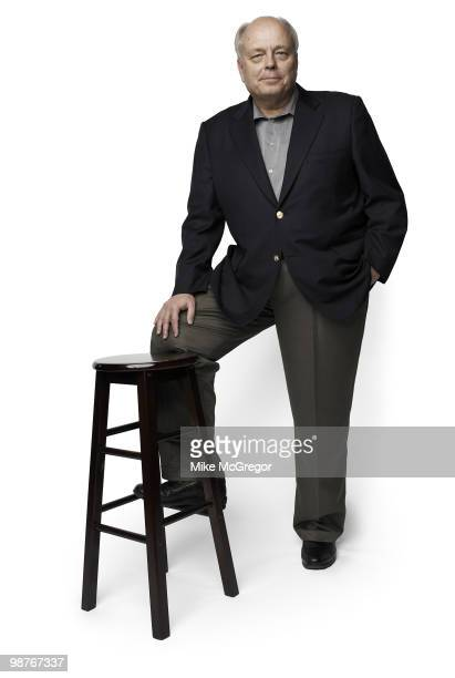 CEO of Best Buy Brad Anderson at a portrait session for Fortune Magazine on December 17 2008