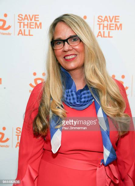CEO of Best Friends Animal Society Julie Castle attends 3rd Annual Best Friends Animal Society New York City Gala at Guastavino's on April 10 2018 in...