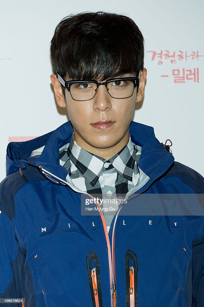 TOP Of Boy Band Bigbang Autograph Session For Millet