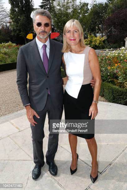 CEO of BNP Paribas in the United States JeanYves Fillion and Head of retail banking and insurance at La Banque Postale Catherine Charrier Leflaive...